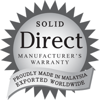SOLID Direct Manufacturer's Warranty